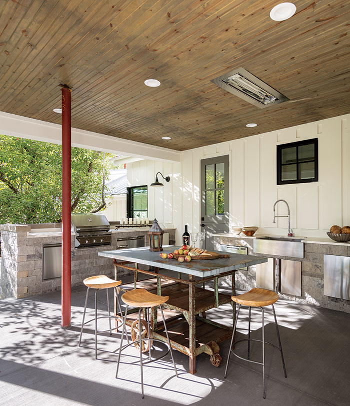 Outdoor Living2c Entrepreneur Laura Lovee28099s Denver Home2c Hentschel Designs2c Colorado Homes And Lifestyles Magazine