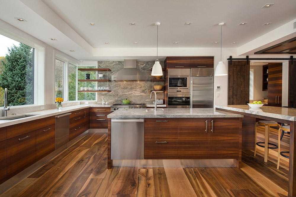 Two One Kitchens