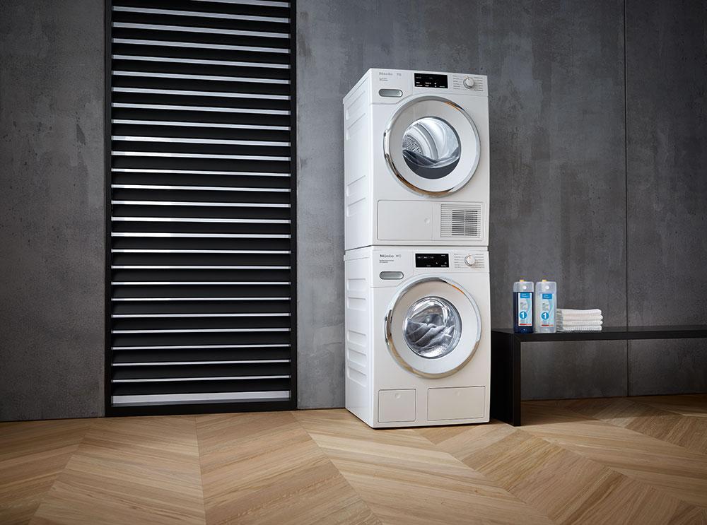 24 Inch Laundry Miele