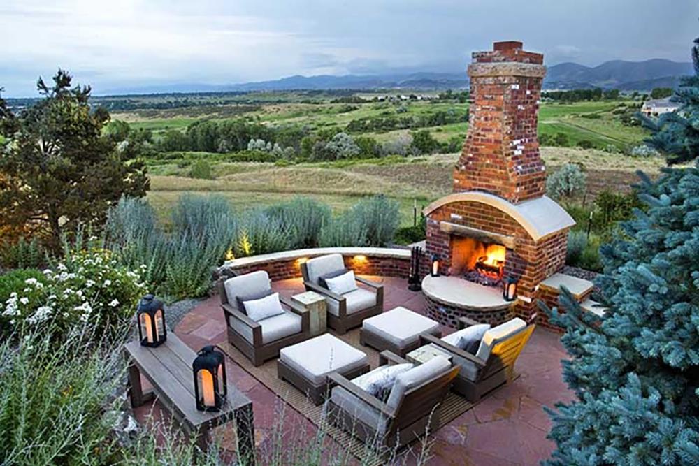 Native Colorado Garden
