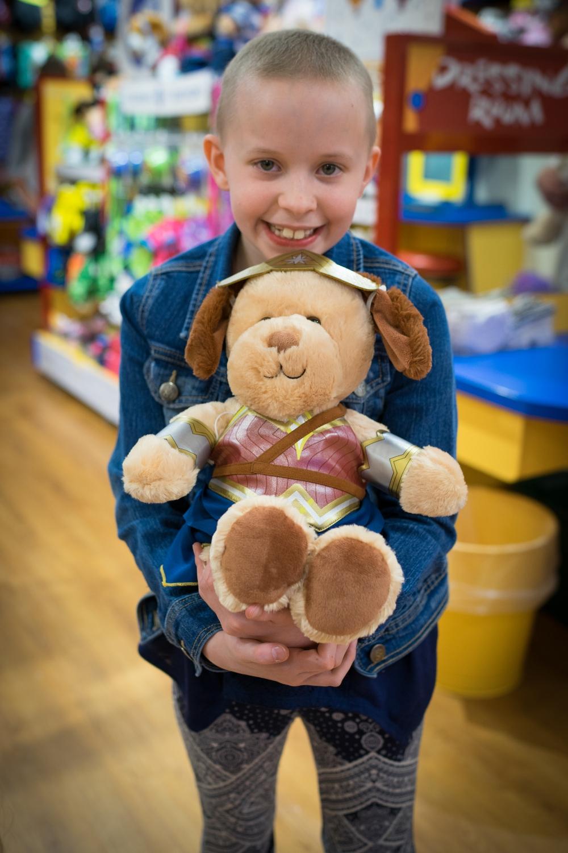 Chl Childrens Hospital Stuffed Animal Wish