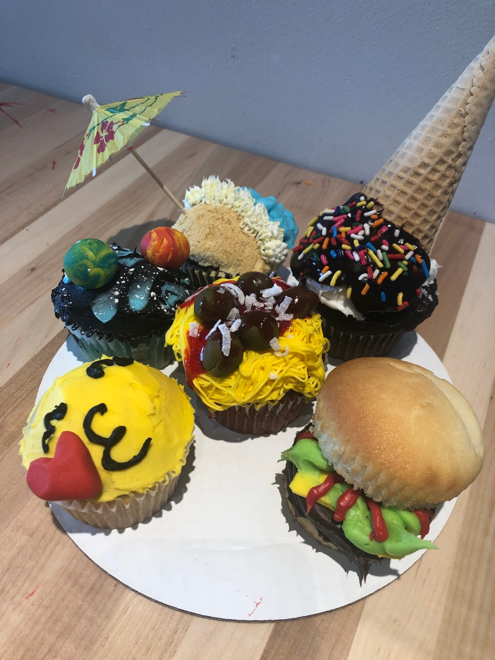 Classic Cupcake Kit