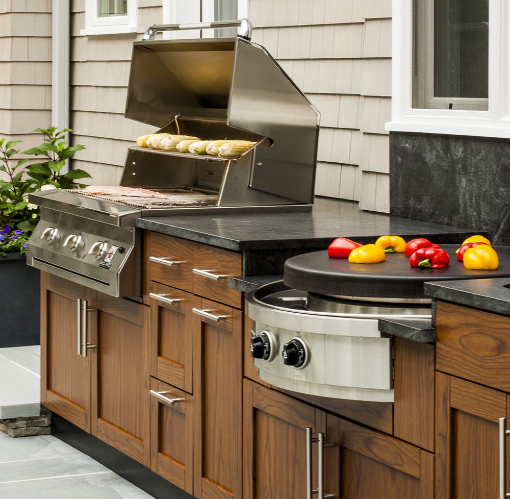 Appliances Headline Elevate Your Outdoor Kitchen To True Luxury Status Artisan Outdoor Kitchens Colorado Homes And Lifestyles