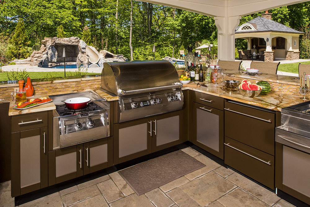 Cabinetry 2, Elevate Your Outdoor Kitchen To True Luxury Status, Artisan Outdoor Kitchens, Colorado Homes And Lifestyles