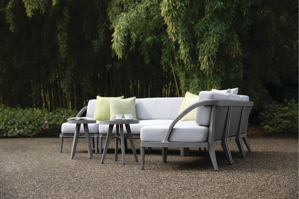Rock Garden Outdoor Sofa