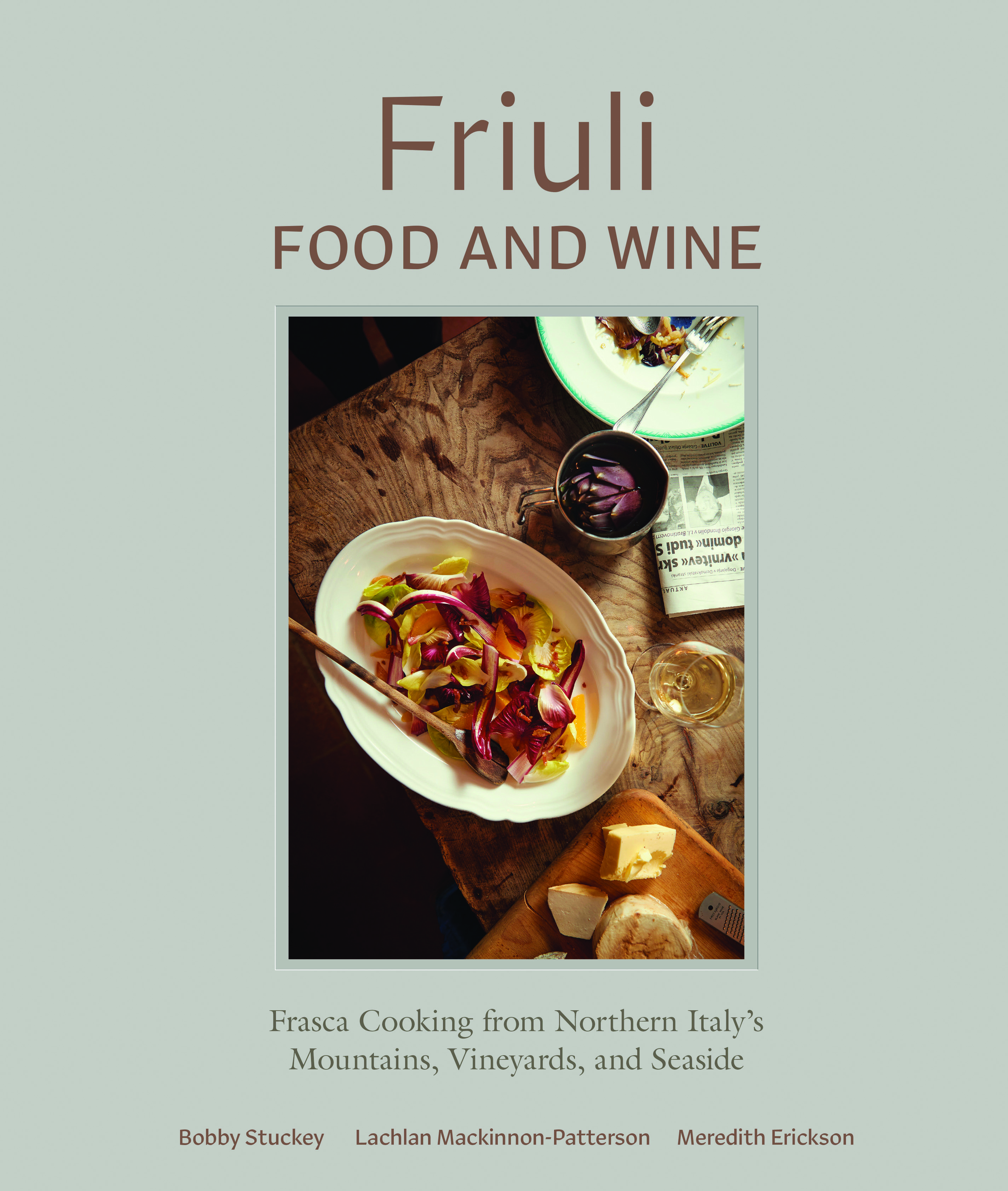 Friuli Food And Wine Cover Image