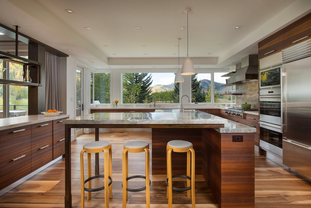 Kitchen Function Reconsidered