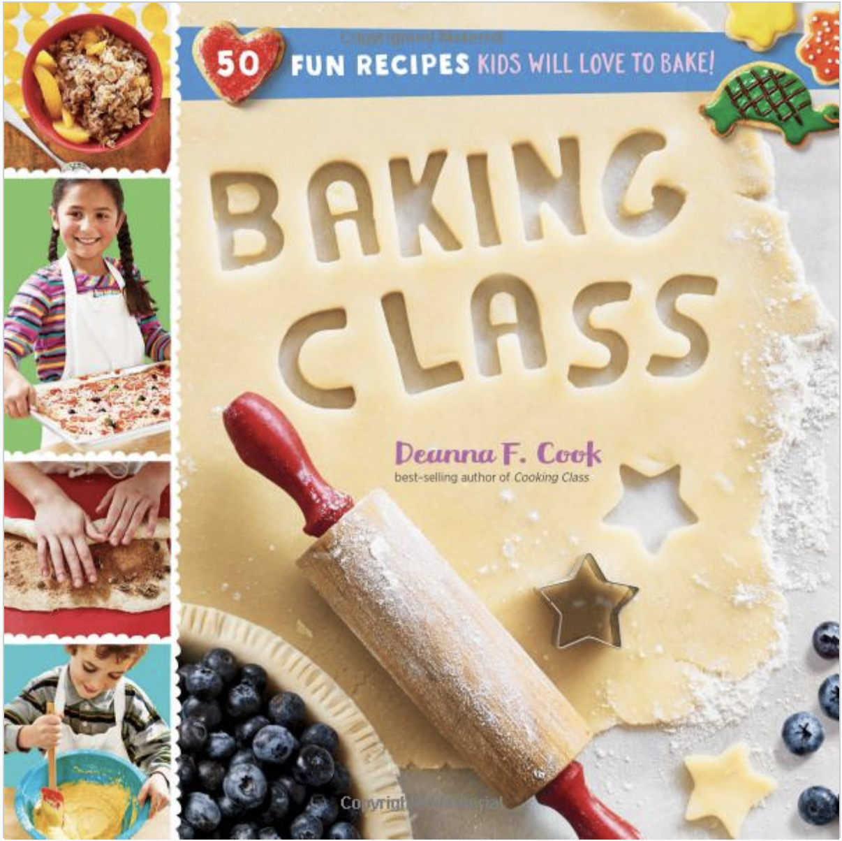 Baking Kids Cookbook
