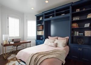 Maureen F. Blue Murphy Bed (13)