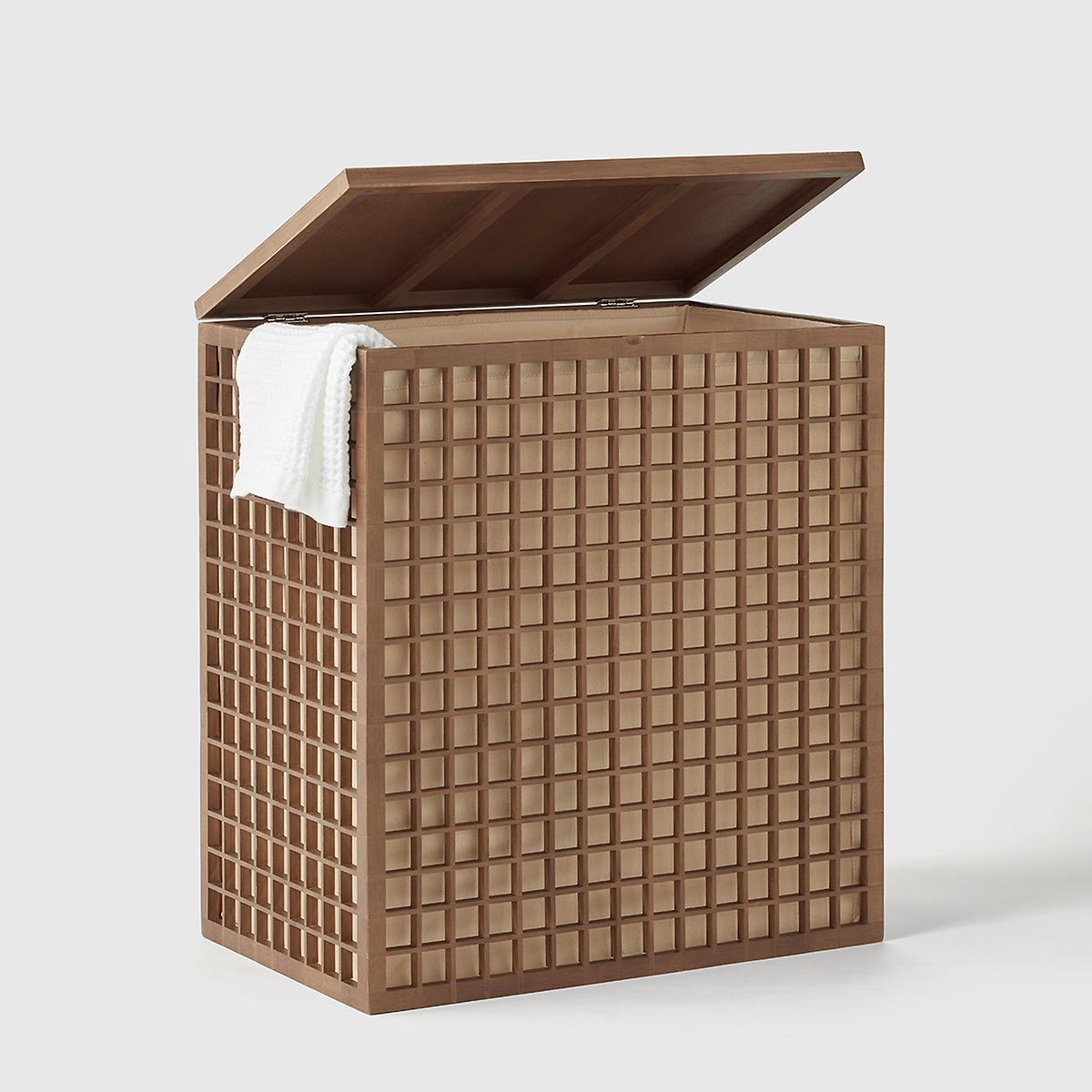 10078360 Shoji 2 Section Bamboo Hamp