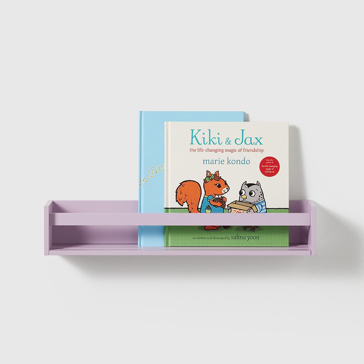 10082826 Kids Wall Mounted Bookshelf