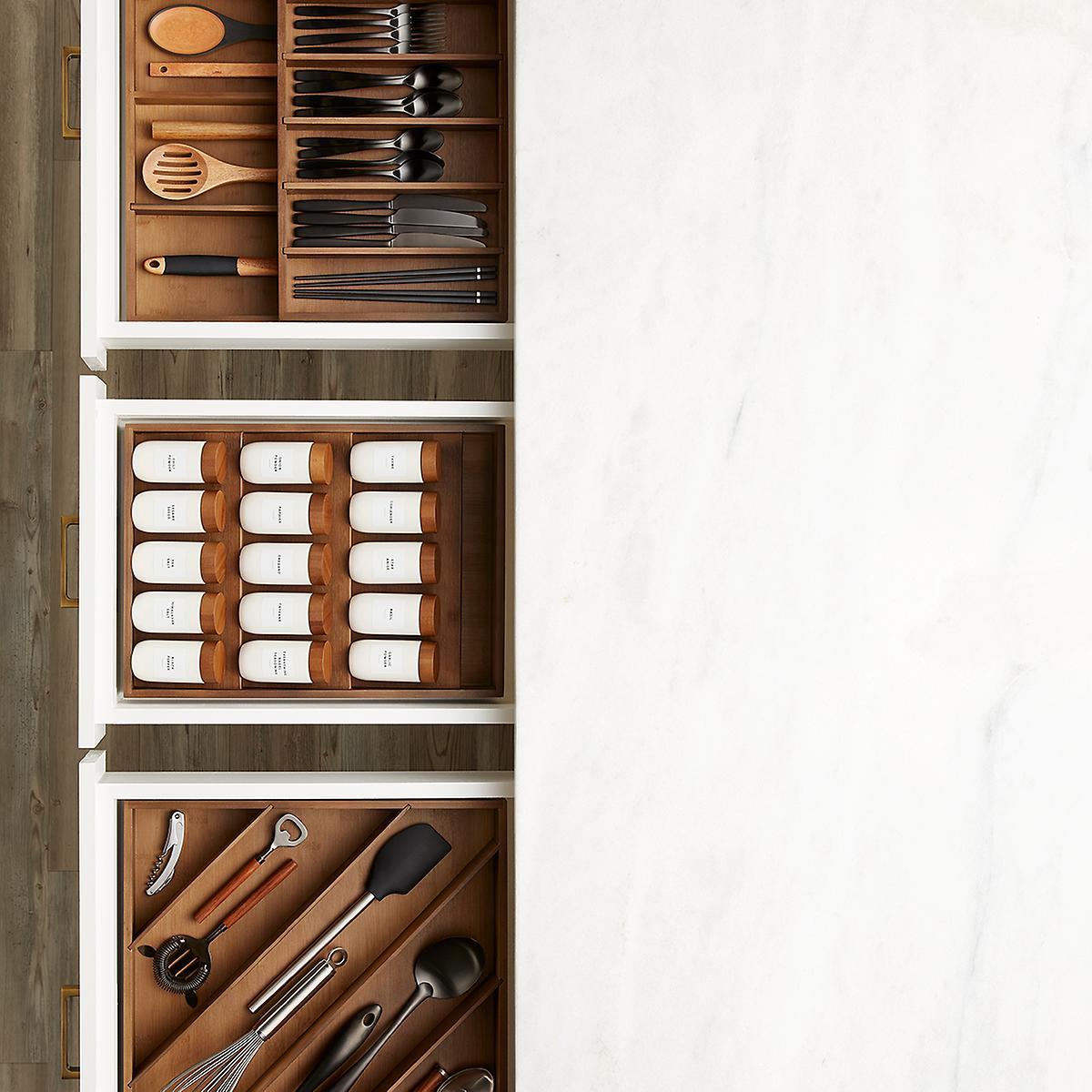 P9 20 Kitchen Drawer Organizers 1008