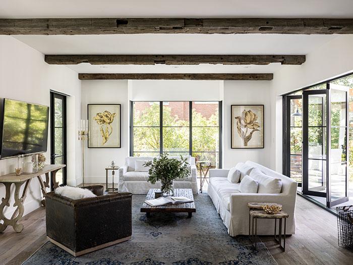 Living Room2c Entrepreneur Laura Lovee28099s Denver Home2c Hentschel Designs2c Colorado Homes And Lifestyles Magazine