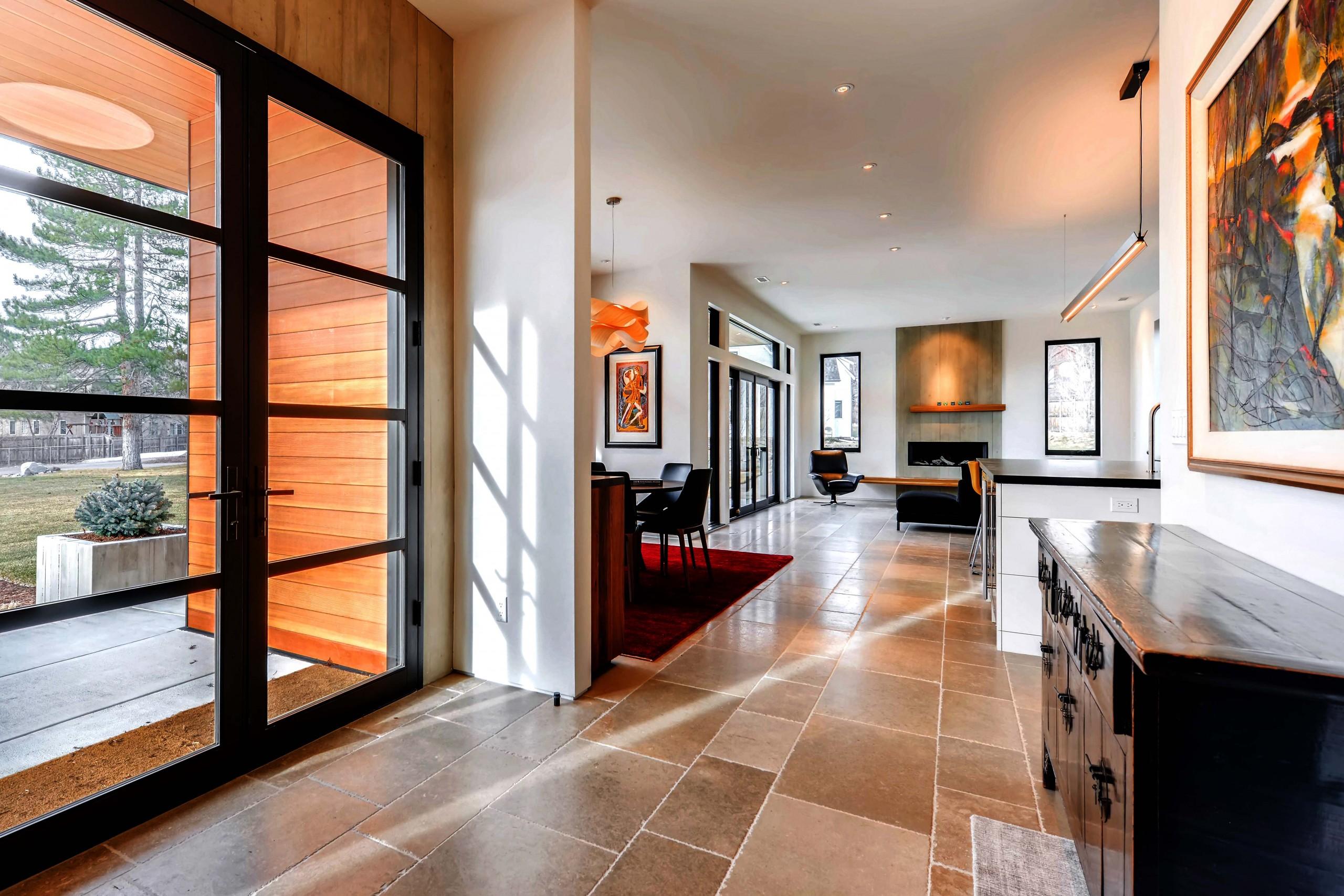 Interior Entryway