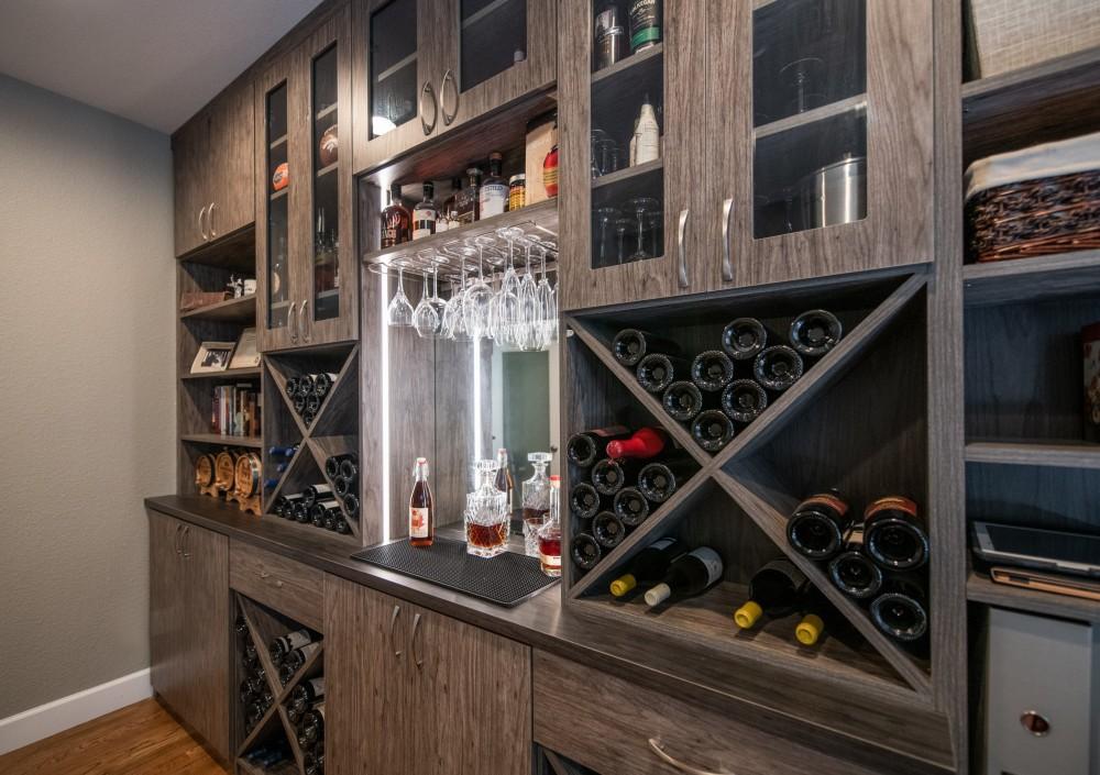 Leslie Klinck 28th Ave Wine Bar Home Office 7