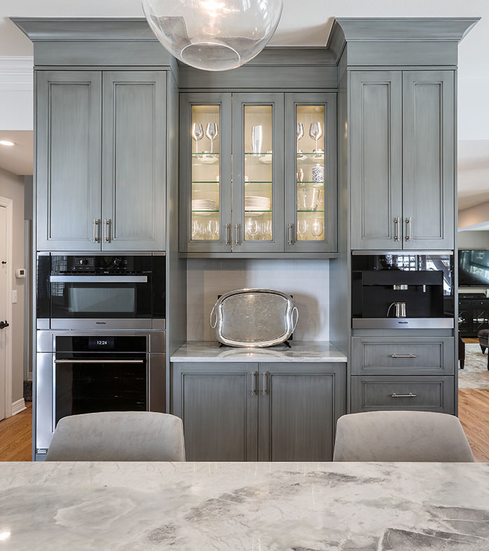 This Denver Kitchen is Transitional in