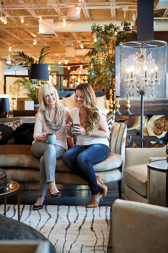 The Mother-Daughter Duo of D'Amore Interiors - Colorado Homes & Lifestyles