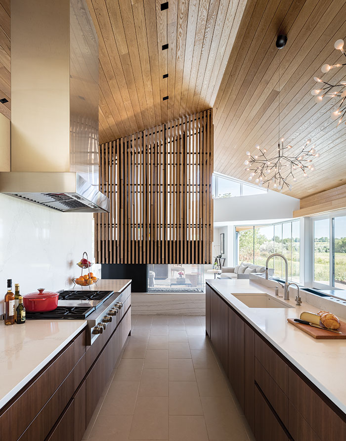 Kitchen, Colorado Homes and Lifestyles magazine 2018 Home of the Year