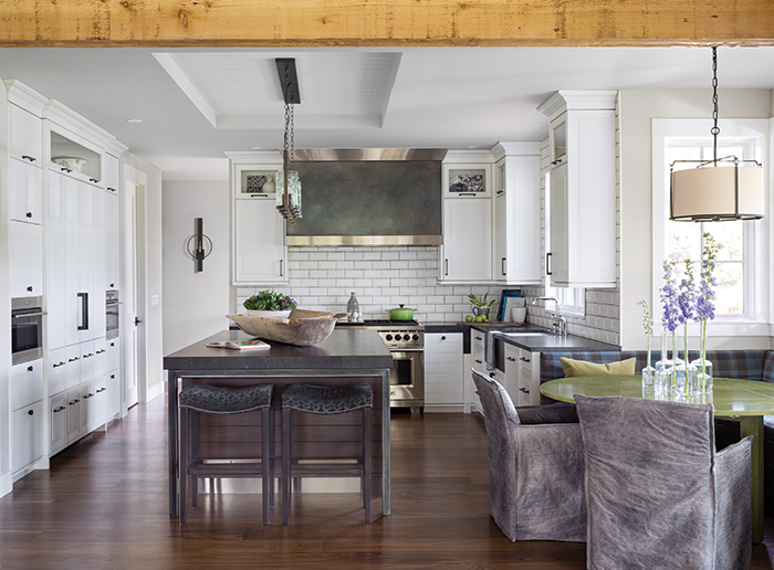 Kitchen, William Ohs Cabinetry, Ashley Campbell Interiors, Colorado Homes and Lifestyles magazine