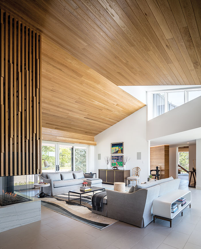 Living room, Colorado Homes and Lifestyles magazine 2018 Home of the Year