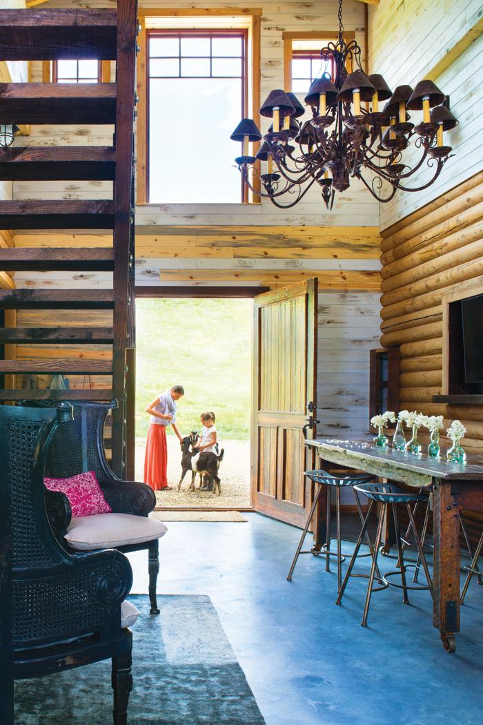 A Girl A Blog A Barn Colorado Homes Lifestyles