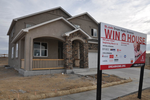 St Jude Dream Home Giveaway Colorado Homes Lifestyles