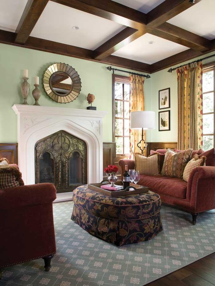 A Tudor Tale Colorado Homes Lifestyles